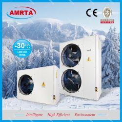-25 ~ 46degreec inversor DC Evi bomba de calor de fonte de ar de baixa temperatura com marcação CE