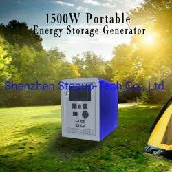 مصدر إمداد الطاقة لمحطة طاقة تعمل بمحطات الطاقة بقدرة 1500 واط إخراج مولد الطاقة الشمسية في حالات الطوارئ لموجة جيبية نقية للخارجية