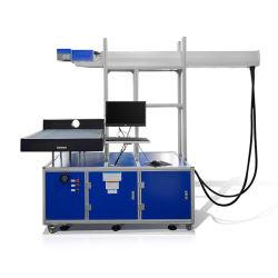 Лазерный провод маркер джинсы / дерева CO2 маркировка лазерной гравировки машины