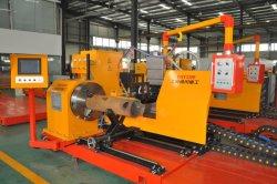 Plasma CNC e Oxyfuel máquina de corte do tubo