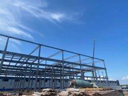 조립식 강철 구조물 프렉브 빌딩
