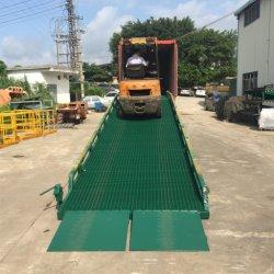 Ce-Approved 10ton/15ton/20ton Mobile contenedor de carga/descarga Dock Rampa Patio