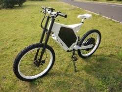 Fabriqué en Chine 100km de portée Elektro Vélo VTT vélo électrique