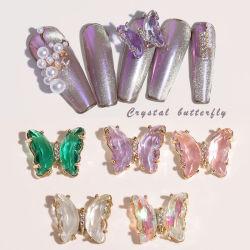 Jóias de pedra cristal artificial para pistolas de Arte Decoração de beleza