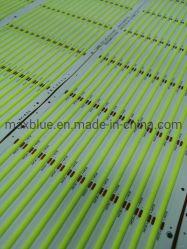Verde/indicatore luminoso striscia verde di Marrs LED con 480 chip su FPC