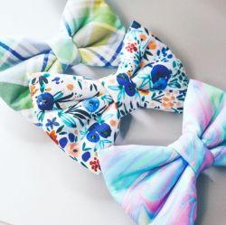 Chien coloré le filtre Bow Tie, réglable Accessoires de mode Bow Tie pour chien de compagnie