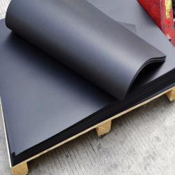 高品質の二重側面は黒いボール紙に塗るか、またはボックスのための木のパルプの黒の板紙表紙をリサイクルした