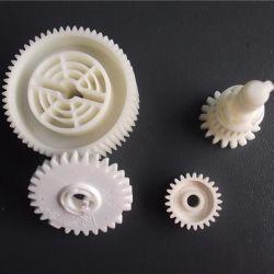 관례 OEM CNC 기계로 가공 HDPE, 나일론, PTFE와 POM 기술설계 플라스틱 제품