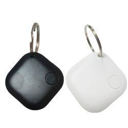 Recherche de clés perdues GPS sans fil Bluetooth Square pour iOS Et Android Smart Phone