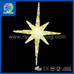 مصابيح LED مخصصة ذات سقف إضاءة فايرنية وإضاءة هوليداى