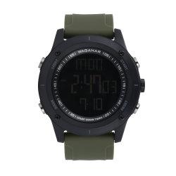 Mans Digital Ver Dom Relógios de qualidade personalizada de quartzo por grosso Relógio desportivo (JY-SI031)