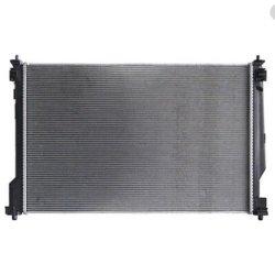 Алюминиевый радиатор автомобиля 16400-F0010 для Toyota Camry 2018