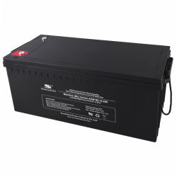 Эбу АБС так легко использовать Mf аккумулятор глубокую цикла AGM модели Ml12-200 аккумуляторной батареи