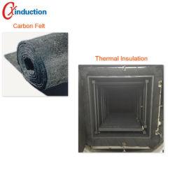 La fibre de carbone a estimé que l'isolation thermique estimé de graphite