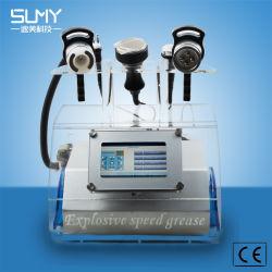 1超音波キャビテーションの超音波Tripolar RFの減量レーザーの美装置に付き5