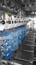 Мойка заполнение Capping моноблочная 5 галлон пить воду машина для бутылки с под струей горячей воды