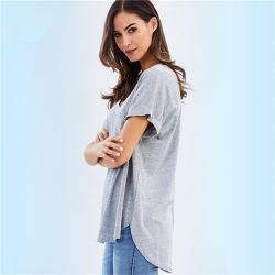 Commerce de gros des vêtements de sport Sportswear européenne American Apparel T Shirt