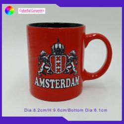 En céramique personnalisé tasse à café tasse de lait de la personnalité des tasses d'impression