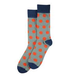 2021 Уникальный пользовательский из жаккардовой ткани собственной торговой марки мода Женщины Мужчины забавные рад хлопка трубы экипажа носки