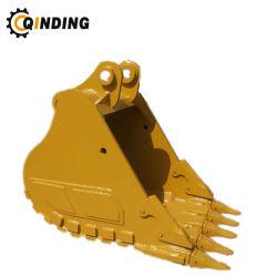 benna resistente della roccia 2.2cbm per la benna dell'escavatore del gatto E345