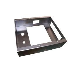 مصنع مخصص الفولاذ المقاوم للصدأ الألومنيوم فبمنت تقوس الثنية الليزر قطع اللحام أجزاء كهربائية من الورق المتبعًا من المعادن