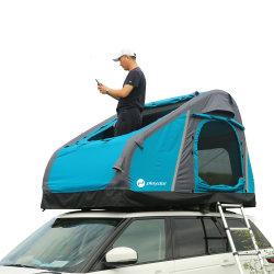 Pliage de luxe Rooftent Carpa Techo de Autos voiture sur le toit gonflable tente de camping pour la vente