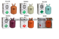 Het Gas R142b van het koelmiddel voor Blazende Agent wordt gebruikt die