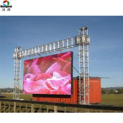 7000nit P3.91 P4.81 P6 à l'extérieur de l'écran à affichage LED du panneau de location