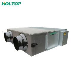 Mecánica del techo de la HVAC de escape de aire fresco de recuperación de calor recuperadores de manipulación de la unidad del sistema de ventilación