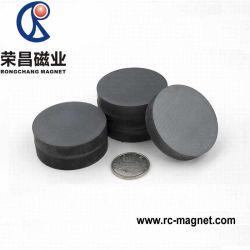 Certificado ISO Venta caliente personalizada de cerámica de la tierra rara fuerte imán de ferrita