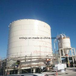 silo di cemento serrato 2000t per la pianta d'ammucchiamento concreta