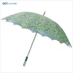 Golf-Regenschirm der doppelten Schicht-16K mit EVA-Griff (OCT-GH010)