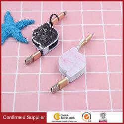 2 in 1 Intrekbaar het Laden van de Kabel USB Koord van de Kabel