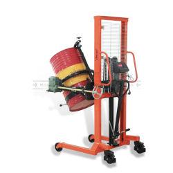 La pédale d'échelle de pesage à fonctionnement hydraulique de rotation du tambour/agrafeuse