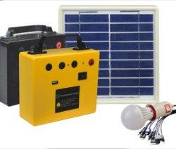 OEM-Home генератор комплекты портативных солнечных фотоэлектрических освещения панели управления системы питания энергии для освещения кемпинга