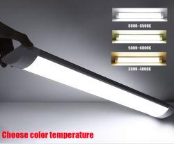 유연한 하우징 에너지 절약형 실내 사무실 13 22 30 40 45 50 60W LED 선형 조명