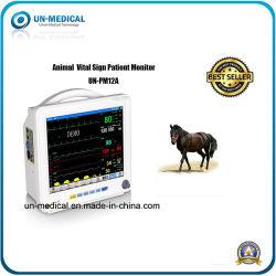 12-duim de Veterinaire Geduldige Monitor van de Levensteken van de Dierlijke Ziekenhuizen