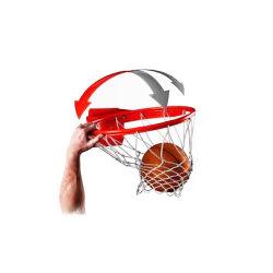 2019 Новая конструкция поворотного баскетбол Пружины сгибаемой секции Rim для продажи