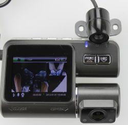HD720P Auto DVR mit zwei getrennten Kameras und G-Fühler (L3000)