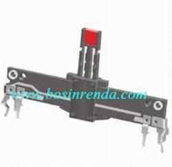 Potenziometer mit LED für Mischer, Verstärker (SN075) schieben