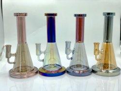 Fábrica de Vidro por grosso novo vidro design pequeno tubo Rig água vidro vidro tubo tubo de fumar