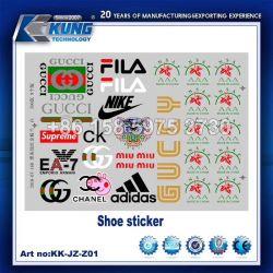 Niedliches Design für Kid Schuh kaltes Sticker Schuhmaterial