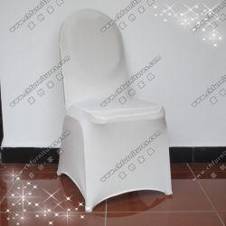Спандекс кресло Председателя и церемоний крышки крышка/белый стул крышки
