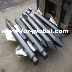 Strumenti d'aggancio a terra del martello idraulico dello scalpello di Hh500 Hh750 Hh1000 Cina