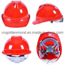 Casque de sécurité minière Hard Hat pour l'industrie