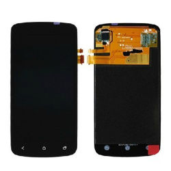 Schermo di tocco della visualizzazione dell'affissione a cristalli liquidi Digiziter per HTC uno S