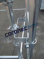Heißes BAD markiert galvanisierte Ringlock Cuplock Stahlstrichleiter Baugerüst (CLWB)