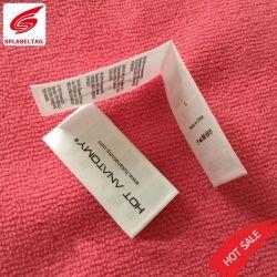2020 Custom Alta Qualidade Tela de seda o cuidado de imprimir uma etiqueta para o vestuário/camisa