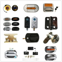 قفل تلقائي لقطع الناقل Yutong Bus Warehouse Lock HC-B-10246