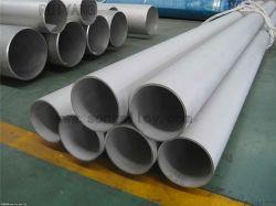 A213 Tp316L de aço inoxidável sem costura de solda do tubo redondo com rebordo